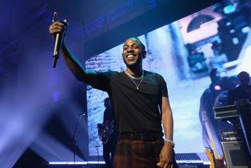 "Kendrick Lamar's ""DAMN."" Responsible For 5 of Year's Most Streamed Songs"