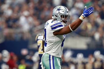 Dallas Cowboys' Ezekiel Elliott's Case To Be Heard In Federal Court