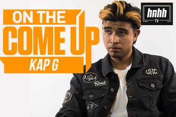 Kap G: On The Come Up