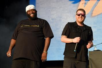 Run The Jewels Join Lorde On Her Upcoming North American Tour
