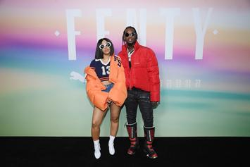 """Offset Says Cardi B Can """"Buy Her Own S**t"""""""