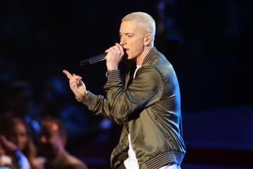 Eminem Destroys Donald Trump In His BET Cypher