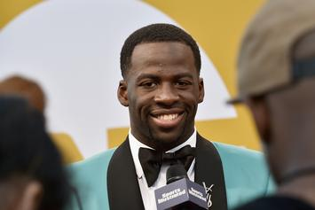 """Draymond Green on NBA Competition: """"They don't stand a chance."""""""