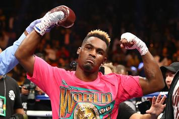Twitter Reacts to Jermell Charlo's Knockout in First Round Against Erickson Lubin