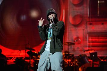 Eminem Voted Greatest Rapper Of All Time By Ranker Users: Twitter Reacts