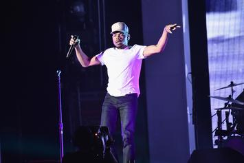 Chance The Rapper Makes His Debut On Billboard's Rock Airplay Charts