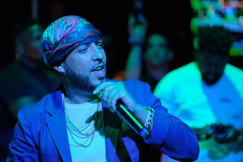 "French Montana's ""Jungle Rules"" Earns Gold Certification From RIAA"