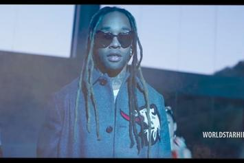 "Ty Dolla $ign Assists Joe Moses In New Video For ""On My Bumper"""