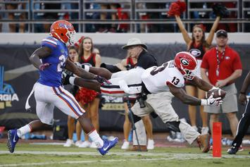 Twitter Reacts To Georgia's Blowout of Florida in Heated Matchup