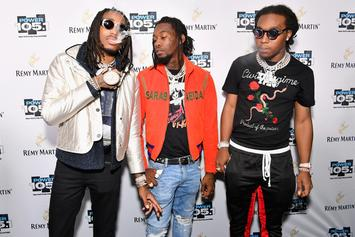 "Top Tracks: Migos' Massive ""Motor Sport"" is This Week's Obvious #1"