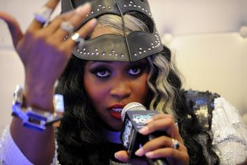 Remy Ma Reportedly Signs To Columbia Records