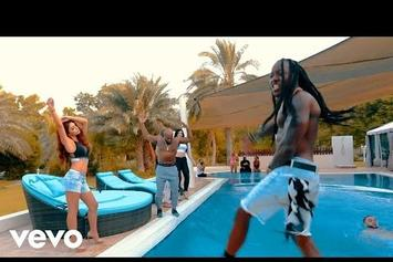 "Ace Hood Goes Off in ""3 Bless"" Video"