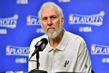 Gregg Popovich, Pau Gasol Reacts To Texas Church Shooting