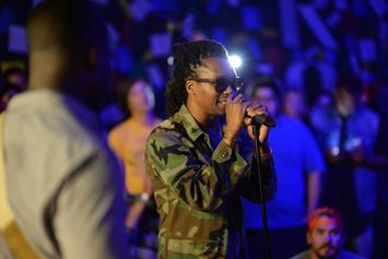 """Lupe Fiasco Debuts """"Hip Hop Saved My Life Pt. 2"""" At Dallas Show"""