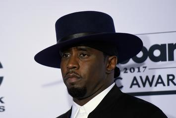 Diddy Says He Was Just Joking About His Name Change
