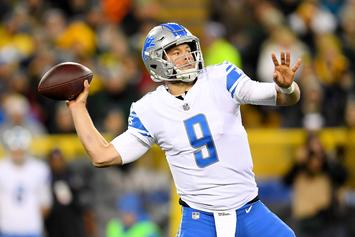 Detroit Lions Beat Green Bay Packers On MNF; Twitter Reacts