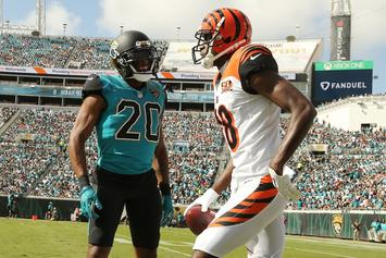 """Jaguars' Jalen Ramsey Trashes AJ Green: """"I Was Spitting Facts"""""""