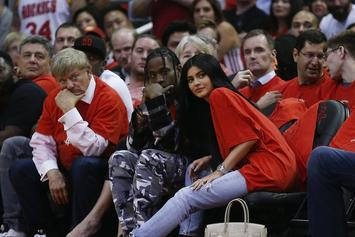 Kylie Jenner Teases Engagement Rumors With New Ring