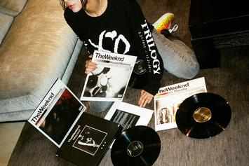 """The Weeknd Unveils """"Trilogy"""" Merchandise For 5 Year Anniversary"""