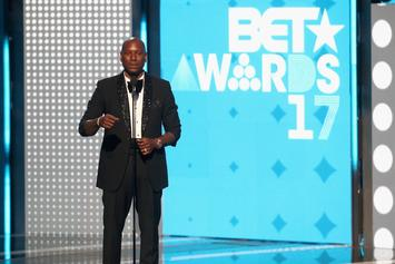 """Tyrese Gibson Cites A """"Sacrificial Lamb"""" To Describe Court Battle With Ex-Wife"""