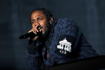 Kendrick Lamar Takes Home Variety's Hitmaker Of The Year Award