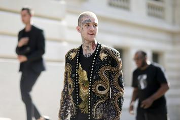 Lil Peep Never Woke Up From Pre-Show Nap, According To Police Report