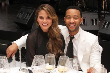 John Legend & Chrissy Teigen Expecting Baby Number Two