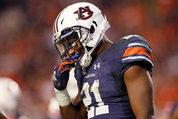 Here's What Twitter Is Saying After Auburn Shocks Alabama in The Iron Bowl