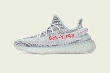 """""""Blue Tint"""" Adidas Yeezy Boost 350 V2 Release Date Announced"""