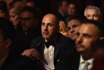 "Matt Lauer Issues Apology After Sexual Misconduct Allegations: ""I Am Truly Sorry"""
