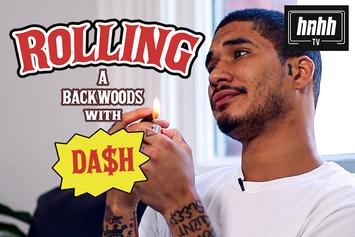"""Da$H Says Action Bronson Got Him The Highest On """"How To Roll"""""""