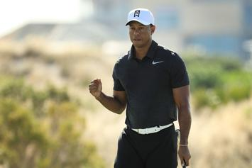 Tiger Woods Shoots A 69 In His Return: Fans React Accordingly