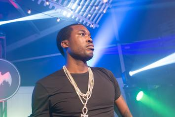 "Meek Mill's Bail Request Denied By Judge, Called A ""Danger"" To His Community"