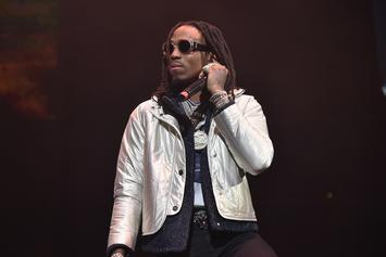 """Quavo Shares Artwork for """"Ice Tray,"""" Joe Budden Continues to Troll"""