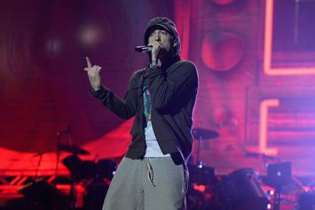 Eminem Teases Previously Unreleased Air Jordans