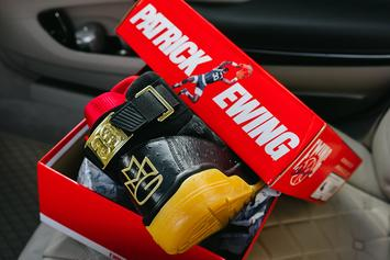 "Rick Ross x Ewing 33 Hi ""MMG"" Now Available"
