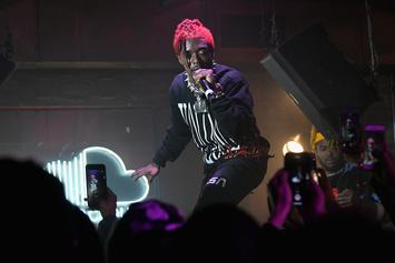 Lil Uzi Vert Wows Crowd At Intimate Soundcloud Celebration Event In NYC