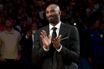 Kobe Bryant Has Both Lakers Jerseys Retired At Staples Center