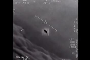 """Former Pentagon Official & UFO Footage Proves """"We May Not Be Alone"""""""