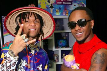 "Rae Sremmurd Debuts New Songs From ""SremmLife 3"" At Rolling Loud"