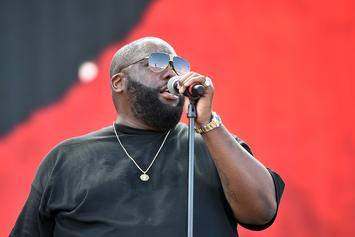 "Killer Mike Blasts Princess Michael For Offensive Brooch: ""Racist Old White Bitch"""