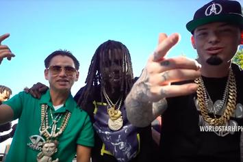 """Watch Chief Keef & Paul Wall's New Video For """"Bust"""""""