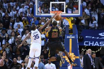 NBA Confirms 4 Missed Calls In Final Minutes Of Cavs vs Warriors