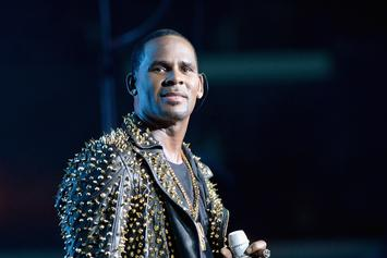 """R. Kelly Shows Love To Michael Jackson's Kids For Vibing Out To """"Ignition"""""""