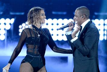 "Jay-Z Drops Teaser For ""Family Feud"" Video, Co-Starring Beyonce"
