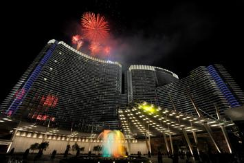 Las Vegas Adding Extra Security & Snipers For New Year's Eve Festivities