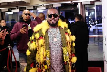 """T-Pain Says Chris Brown's """"Heartbreak On A Full Moon"""" Was His Favorite Album of 2017"""