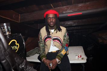 Chief Keef Reportedly Had 8 Different Drugs In System During DUI Arrest