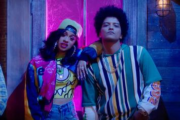 """Bruno Mars & Cardi B Pay Homage To """"In Living Color"""" In New """"Finesse"""" (Remix) Video"""