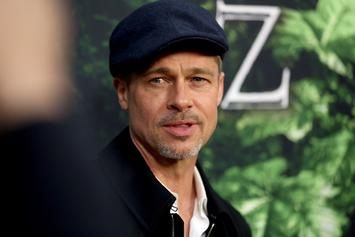 "Brad Pitt Bid $120,000 To Watch ""Game of Thrones"" With Emilia Clarke"